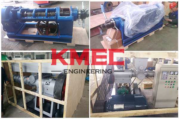 130 expeller press and extruder machine