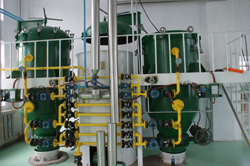 Cooking Oil Processing