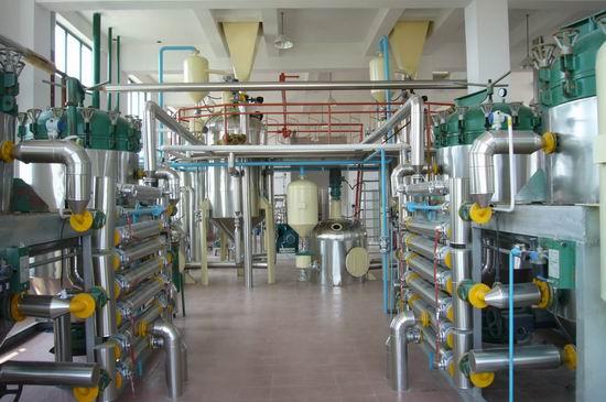 Edible Oil Refinery Suppliers