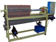 Mini Oil Plant - Filter Press
