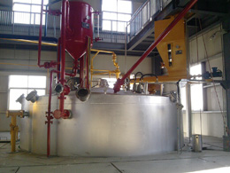 Industrial Extraction Plants