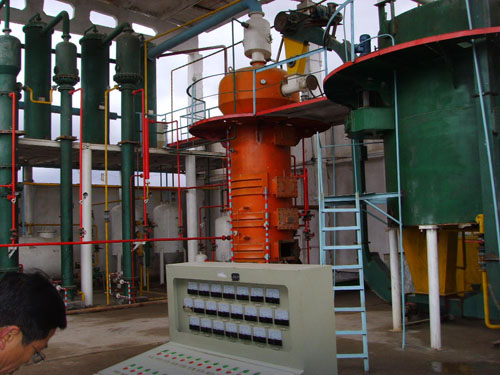 Oil Extraction Machinery Manufacturer