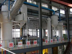 Oil Mill Machinery Manufacturer