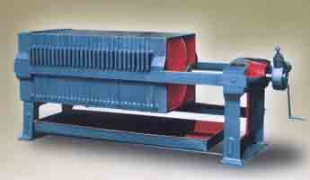 Oil Processing Machinery - Oil Filter Press