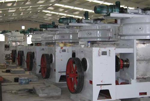 Oil Production Plant
