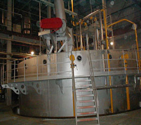 Extractor de aceite de semilla