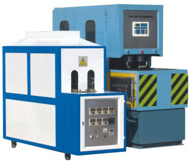 Semiautomatic Blow Molding Machine