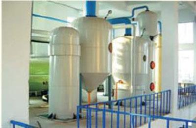 Evaporador de solvente