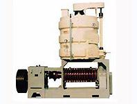 YZY283 screw type oil expeller