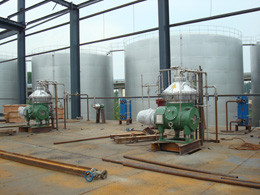 canola oil production equipment