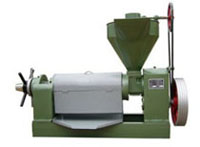 corn oil pressing machine