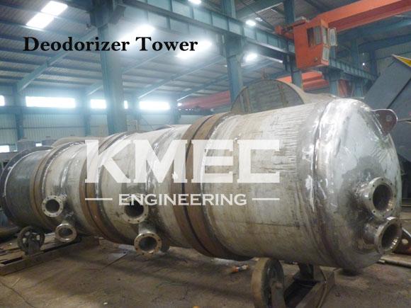 deodorizer tower