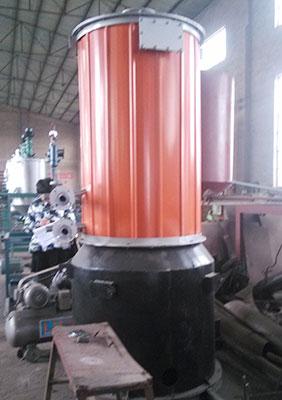 heat conduction oil furnace