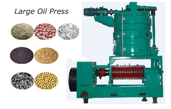 ZX24 large oil press machine