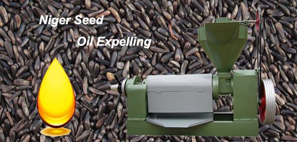 niger seeds oil expeller presses