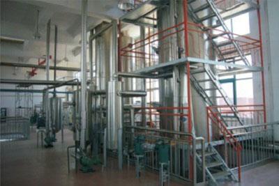Desodorización del aceite