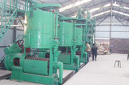 palm kernel oil production equipment