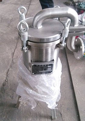 polish oil filter