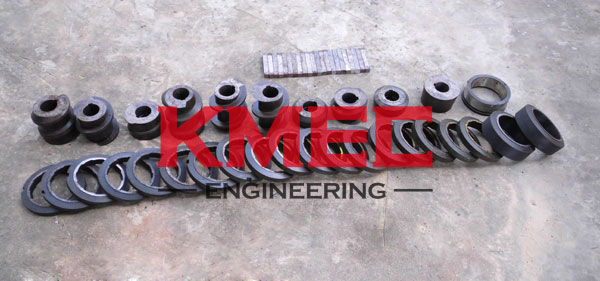 automatic oil press spare parts