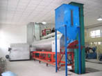 sesame oil factory full small plant