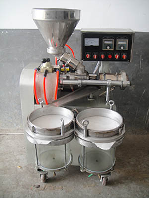 sesame seeds oil production expeller