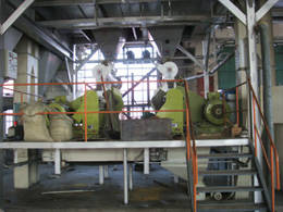 soya bean oil production line