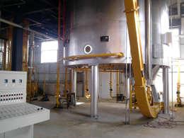 soybean oil processing wokshop