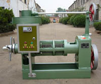 sunflower seed oil pressing machines with heater
